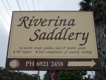 RiverinaSaddlery